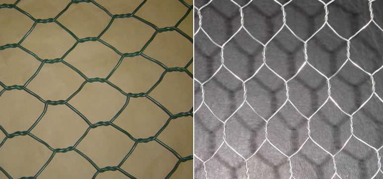Hexagonal Netting Galvanised Chicken Wire Mesh Pets Barrier Fencing Fence Garden