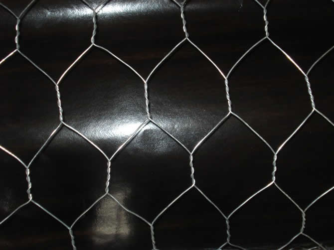 Galvanised Iron Woven Mesh Cloth