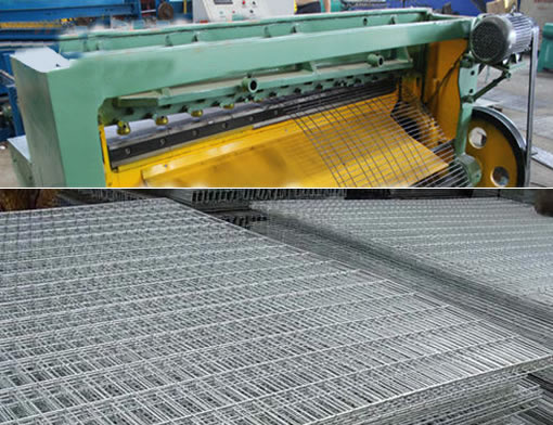 Wire Mesh Welder for Both Square Hole and Rectangular Hole Mesh